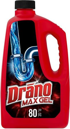 Drano-Max-Gel-Drain-Clog-Remover